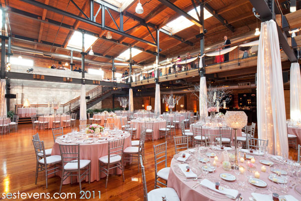 Durham nc wedding reception venue photography sterling e wedding american tobacco district reception junglespirit