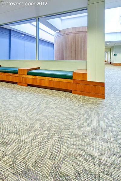 North Carolina Architectural Photography Flooring At UNC