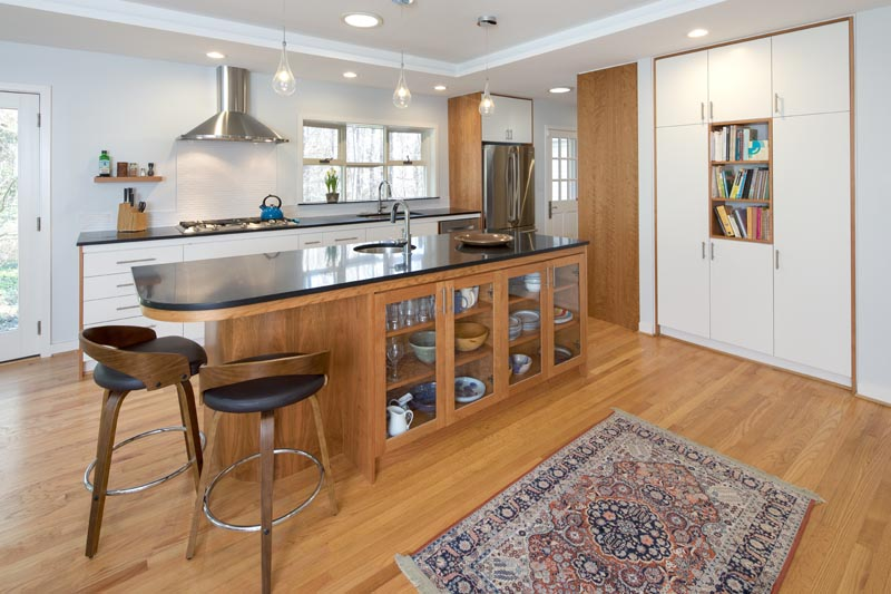 Lucasse Baker kitchen renovation