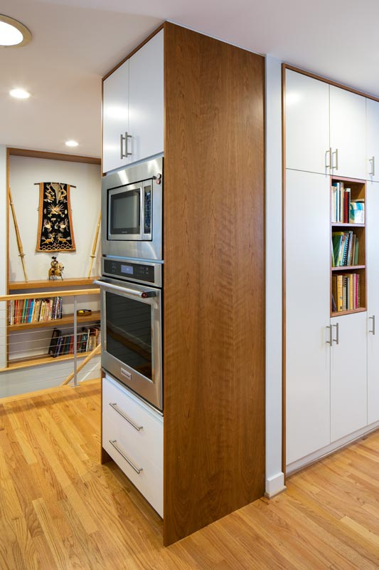 Lucasse Baker kitchen built in appliances
