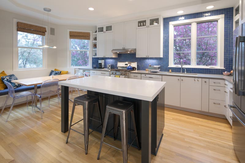 Stutts kitchen design renovation