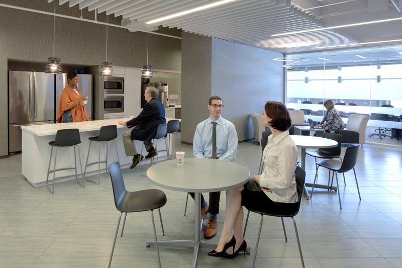 AECOM Break Room