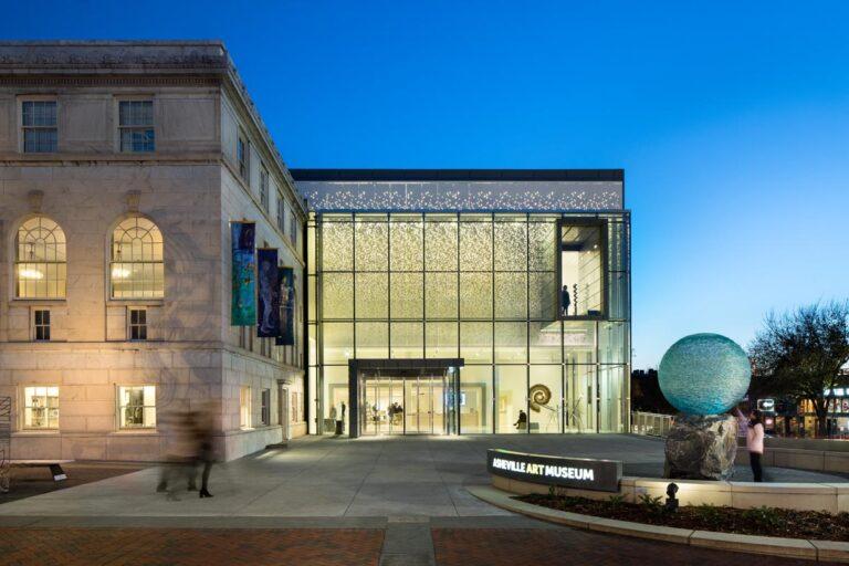 Asheville Art Museum - Asheville, NC