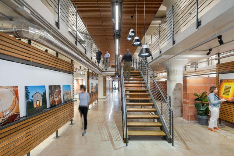 Ford, Powell & Carson Architects - San Antonio TX